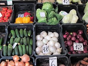 Как сушить овощи и фрукты
