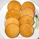 Быстрое печенье из песочного теста на сметане