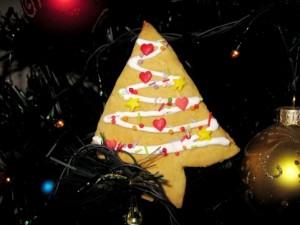 Новогоднее печенье. Идеи оформления. Видео