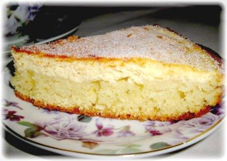обычный торт из творога рецепт с фото