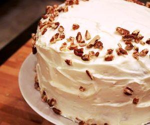 Быстрый торт без муки