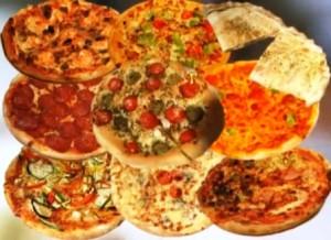 Секреты итальянской пиццы, видео