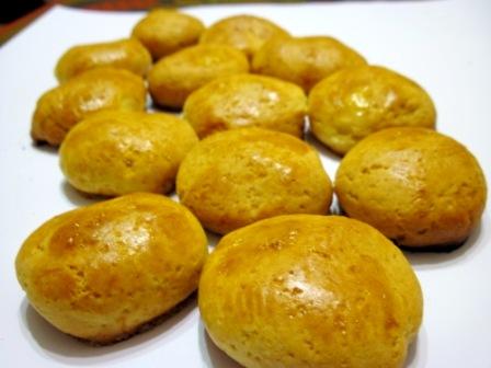 Апельсиновое печенье. Быстрый и простой рецепт