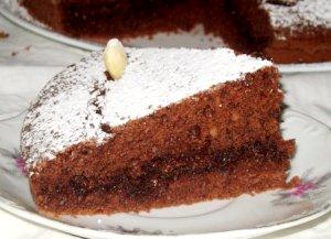 Быстрый Шоколадный торт без хлопот. Простой рецепт