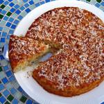 Торт без выпекания – Пряничный торт с бананами и сметаной