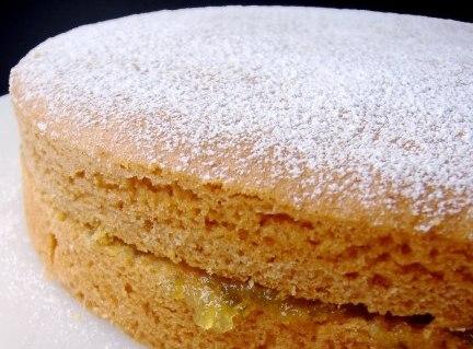 Быстрый бисквит простой рецепт