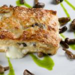 Быстрый сырный пирог из лаваша за 20 минут