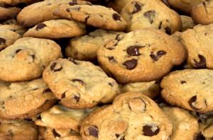 быстрое бисквитное печенье