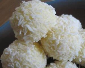 Домашние конфеты Рафаэлло - самый быстрый и простой рецепт нежного лакомства