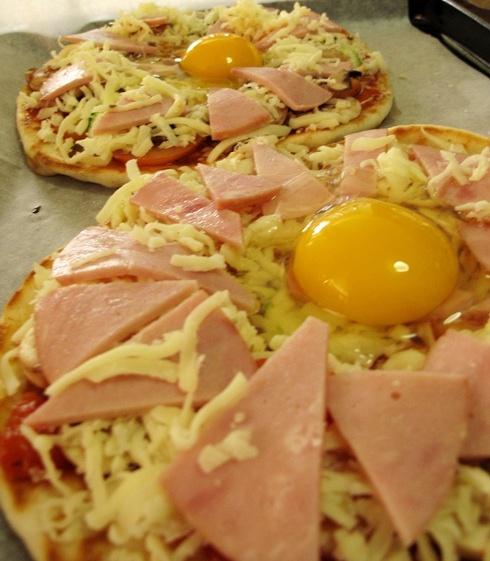 Пицца Солнышко - кусочек лета на вашей тарелке. Быстро, вкусно, оригинально