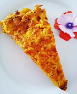 Сметанные уголки - завтрак за 5 минут