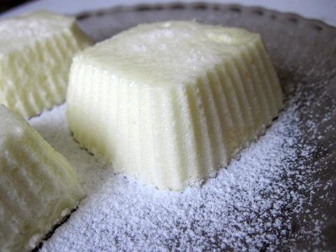 Домашний лимонный зефир по простому рецепту