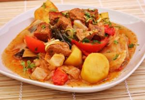 Дамляма – блюдо узбекской кухни