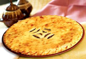 Осетинские пироги с мясом Фыдджын