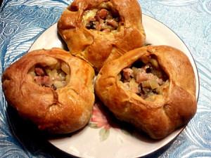 Татарские пирожки Вак Бэлиш