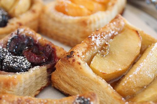 Парижские тарталетки - красивый и вкусный десерт за полчаса