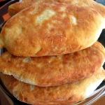 Жареные пирожки «Моментальные» на кефире и твороге